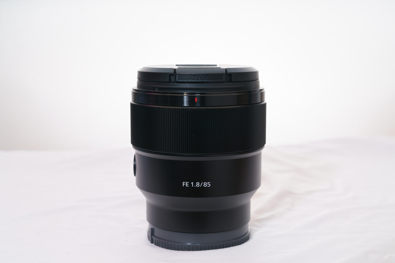 【レビュー】FE 85mm F1.8 SEL85F18 撮りに行く隙がないので開封だけでも