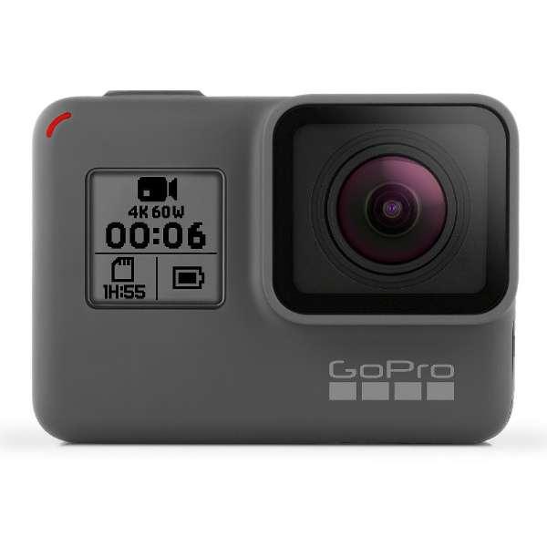 4K60P対応したGoPro HERO6 Black発表!5.2Kの360カメラGoPro Fusionも